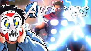 THE AVENGERS ARE HERE!!!!! 😲 FINALLY! Part 1