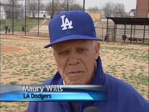 DC PEOPLE: Maury Wills