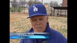 DC PEOPLE: Maury Wills