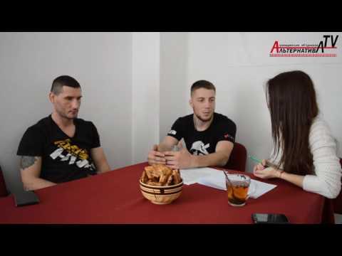 Кирило Крикунов та Сергій Сокол відверто про бойові мистецтва