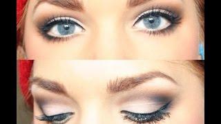 Макияж для голубых глаз свадебный(Нужен Макияж для голубых глаз свадебный, мы поможем Вам. Макияж глаз – это главный этап мэйкапа, именно..., 2014-09-23T03:43:53.000Z)
