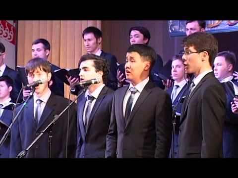 Юбилейный концерт Хора Мальчиков Искер