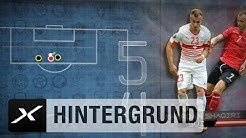 Xherdan Shaqiri in Top-Form | Fünf Fakten nach Albanien gegen Schweiz | Albanien - Schweiz 0:1