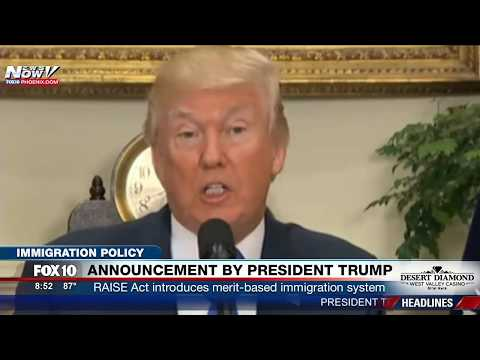 FNN: Minnesota School Collapse And President Trump Offers New Immigration Policy