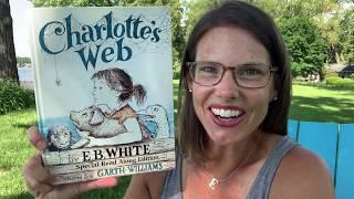Charlotte's Web | E.B. White | Read aloud | Chapter 1 Thumb