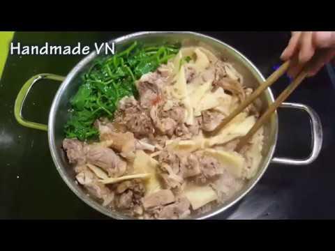 Vịt Nấu Măng – Cách nấu VỊT NẤU MĂNG TƯƠI – Lẩu Măng Vịt ngon