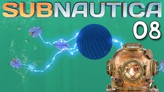 "Subnautica Gameplay Ep 08 - ""High Tech FISH ZAPPER!!!"" 1080p PC"