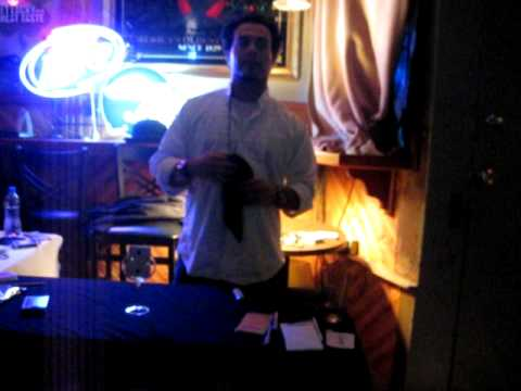 Mike Jinx Illusion Show At Suzie's In Moosic, PA 03-16-20 Part II