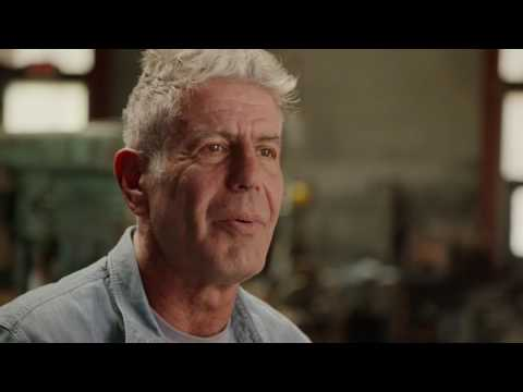 Anthony Bourdain on Asheville - Raw Craft - The Balvenie