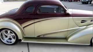 *** INCREDIBLE 1938 CHEVY COUPE *** ALL STEEL **** SOLD !!!!!