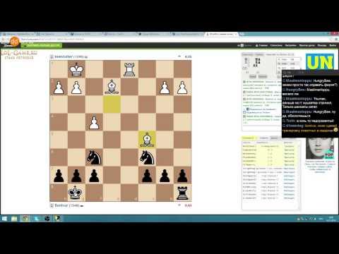 Шахматы с Крабом (Карлсен-Ананд 5-я партия)