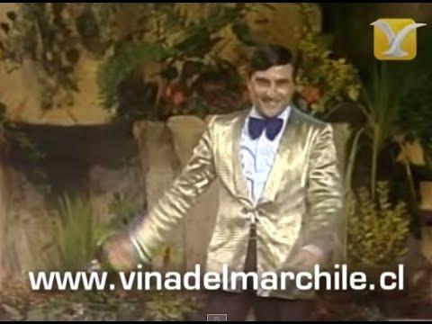Claude Caravelli, Laissez Moi Le Temps (Let my Try Again), Festival de Viña 1982