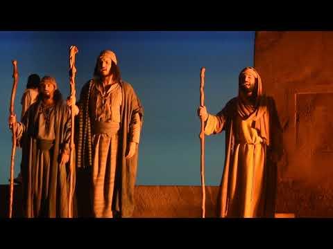 J'irais Marcher Sur Jérusalem (La Fresque Musicale Jésus) 17.12.2017