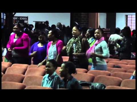 Johannesburg, South Africa 2011-1209 African Worship Song
