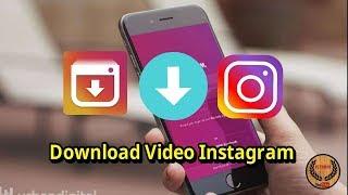 Gambar cover CARA MENDOWNLOAD VIDEO INSTAGRAM | GAMPANG BANGET