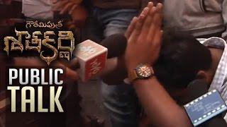 Gautamiputra Satakarni Movie Public Talk | Review | Balakrishna | Shriya Saran | TFPC