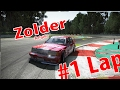 [movie edition] Zolder Belgien | #1 Lap | Project CARS [Mercedes Benz 190E 2.5-16 Evolution2 DTM]