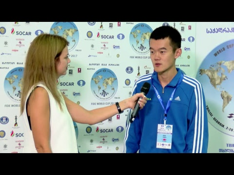 FIDE World Chess Cup 2017 Round 4 Game 2