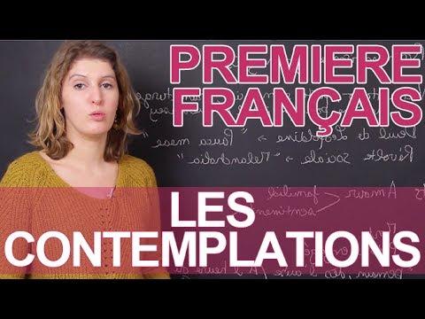 Les Contemplations, Hugo - Français - 1ère - Les Bons Profs