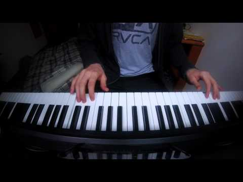 Send And Receive (Tycho Piano Cover)