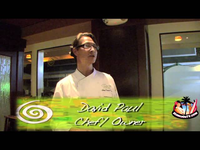 Hawaii Master Chefs - David Paul's Island Grill - Maui Hawaii