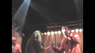 Noize MC, Децл, Mr. Bruce - Джем (Live @ Poetry Nights, 04.01.2008)