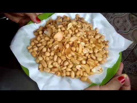 Cara Membuat Kacang Mete Goreng Krenyes.