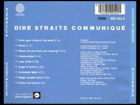 +DIRE STRAITS   Communiqué  Audio