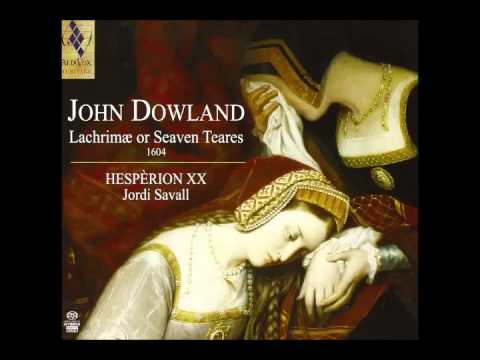 Dowland : Lachrimæ antiquæ
