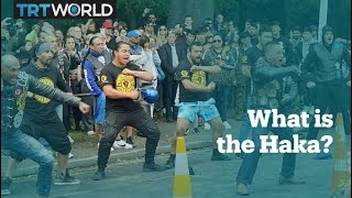 What is the Haka, and what is it performed for? thumbnail