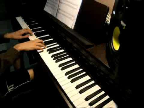 TCS - 关怀方式 Guan Huai Fang Shi (Piano)