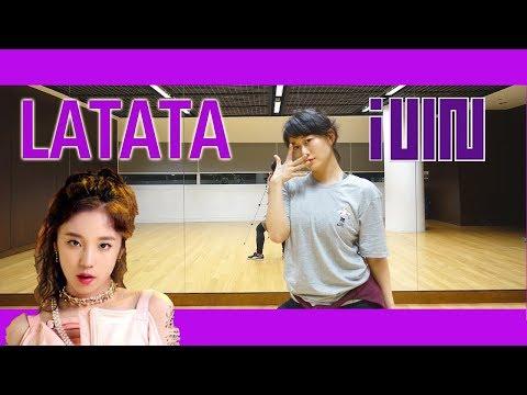 (G)I-DLE ((여자)아이들) LATATA Dance Tutorial   Full W Mirror [Charissahoo]