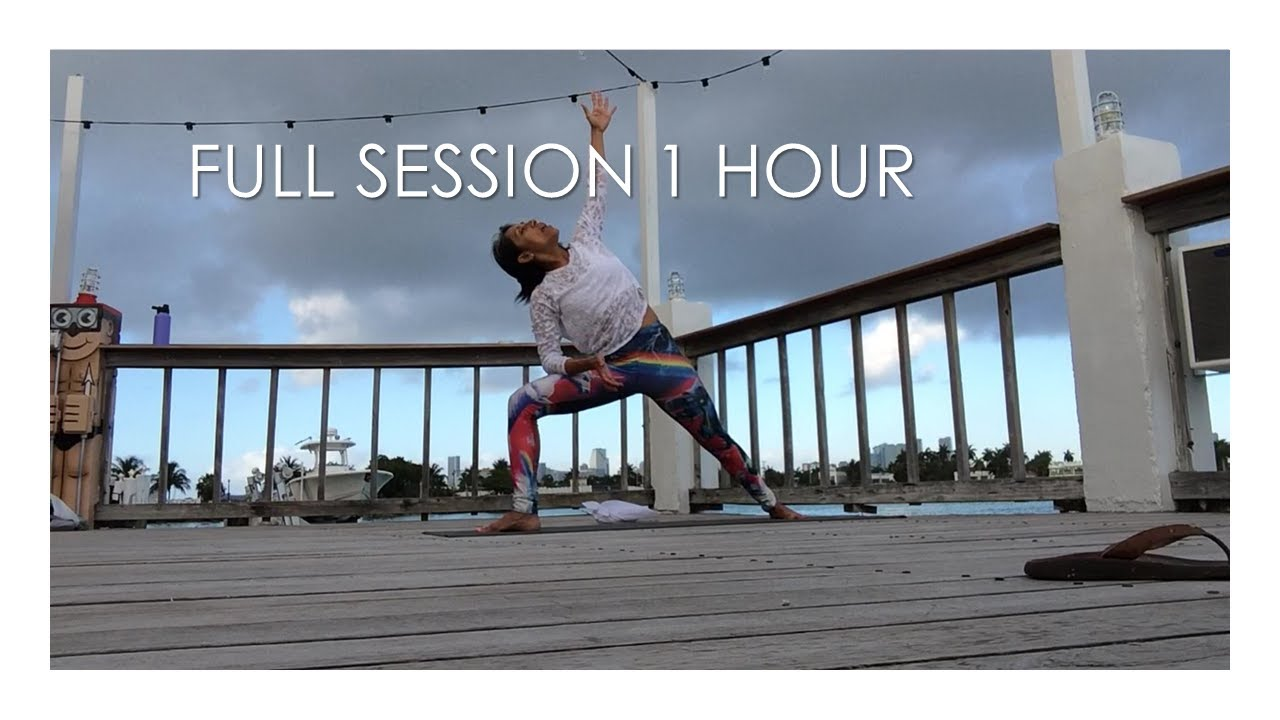 Yoga for Anyone! (1 hour)