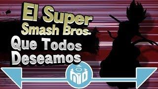 Personajes que aparecerán y NO aparecerán en Super Smash Bros Ultimate| N Deluxe