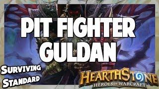 Hearthstone | Pit Fighter Gul