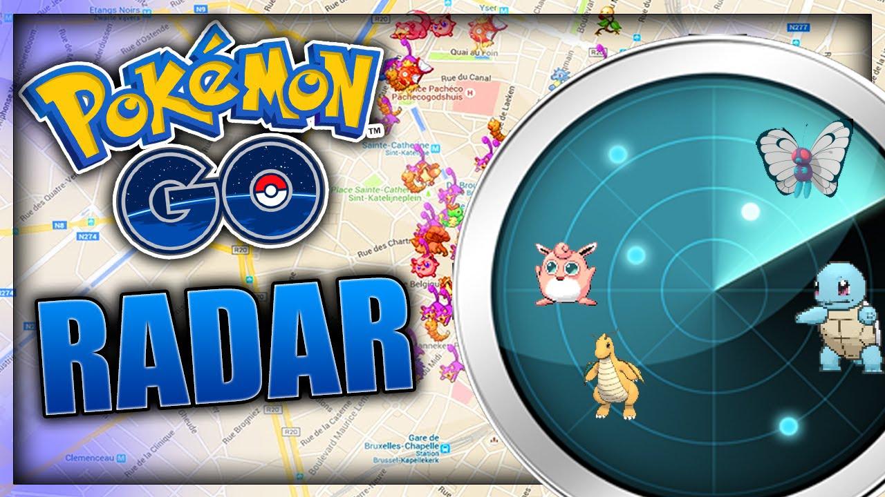Pokemon Radar Go