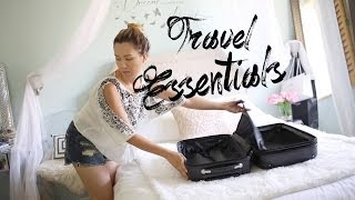Travel LIGHT Packing Essentials | ANNEORSHINE