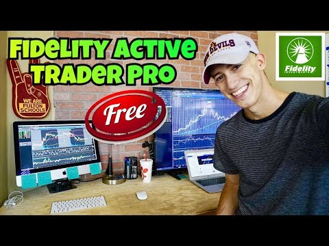 How To Get Fidelity Active Trader PRO For FREE 2018