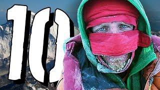 10 śmiertelnych wypadków w Himalajach [TOPOWA DYCHA]