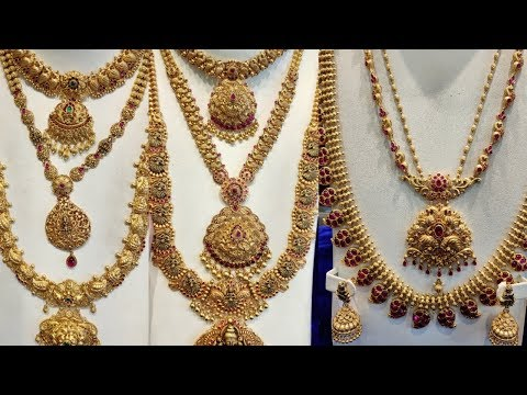 Bridal Jewellery Set With Weight In Joy Alukkas Gold Haaram Necklace Collection In Joy Alukkas Youtube,Creative Logo Design Ideas For Graphic Designers Png