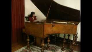 Shraboni Ghosal - Indian Classical Music - Piano Recital on Raag Kafi