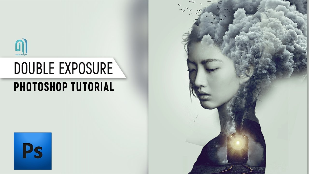 how to create double exposure in photoshop