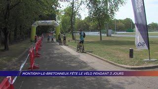 Yvelines | Montigny-le-Bretonneux fête le vélo pendant 3 jours