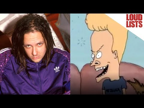 Dana McKenzie - Top 10 Beavis & Butt-Head Metal Roasts