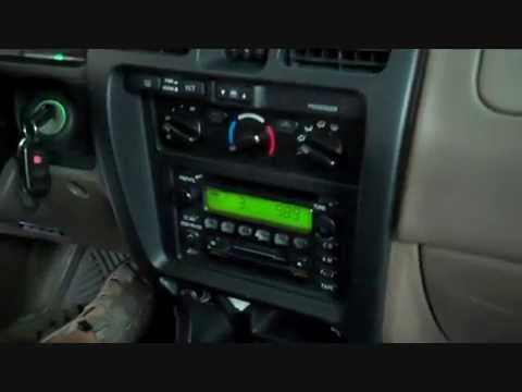Toyota 4 Runner Car Audio - Stereo and Amplifier Removal on 98 4runner dash, 98 4runner spark plugs, 98 4runner headlights, 98 4runner door, 98 4runner ignition switch, 98 4runner brakes, 98 4runner fuel filter, 98 4runner repair manual, 98 4runner alternator, 98 4runner thermostat, 98 4runner antenna, 98 4runner engine, 98 4runner fuel pump relay, 98 4runner cruise control,