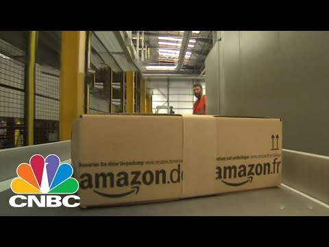 Consumer Watchdog Accuses Amazon Of Deceptive Discounting | CNBC