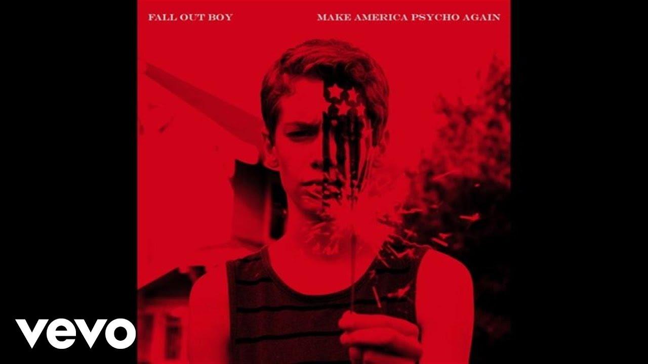 Fall Out Boy - The Kids Aren't Alright (Remix / Audio) ft. Azealia Banks