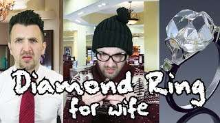 Diamond Ring For Wife | OZZY RAJA thumbnail
