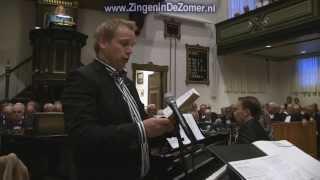 The Holy City - Zingen in de Zomer slotavond 2013