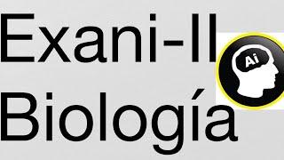 Guia para Exani-II de Biologia